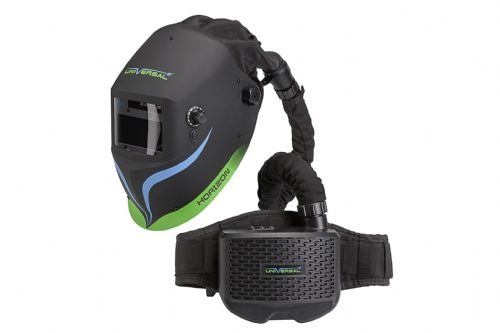 Horizon Momentum 9-13 ADF helmet +  Powered Air Purifying Respirator System